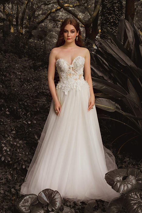 WS 6116 Wedding                                          dress by Wedding Societe