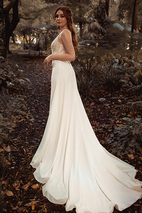 WS 9277 Wedding                                          dress by Wedding Societe