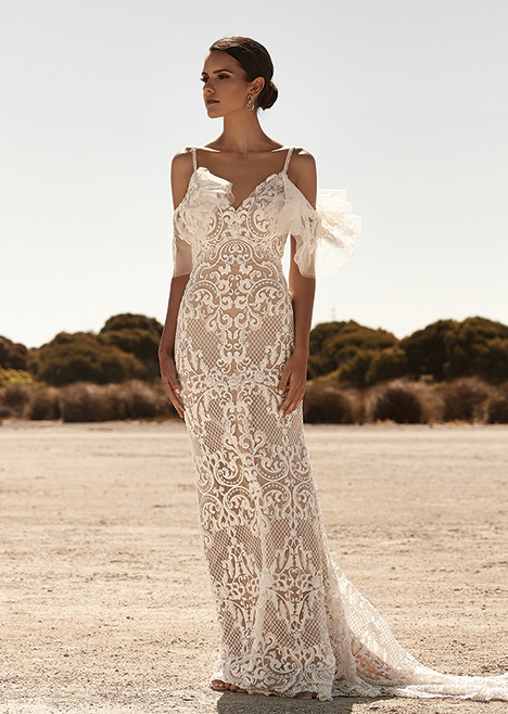 ZB 276 Wedding                                          dress by Zavana Bridal