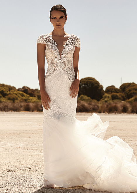 ZB 304 Wedding                                          dress by Zavana Bridal