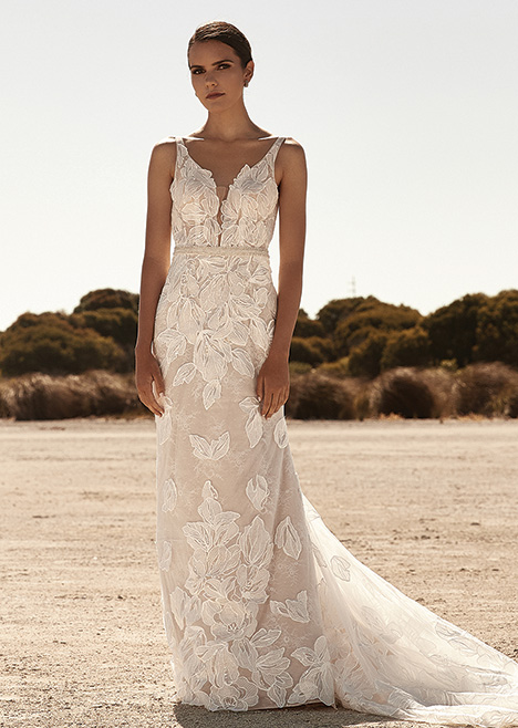 ZB 306 Wedding                                          dress by Zavana Bridal