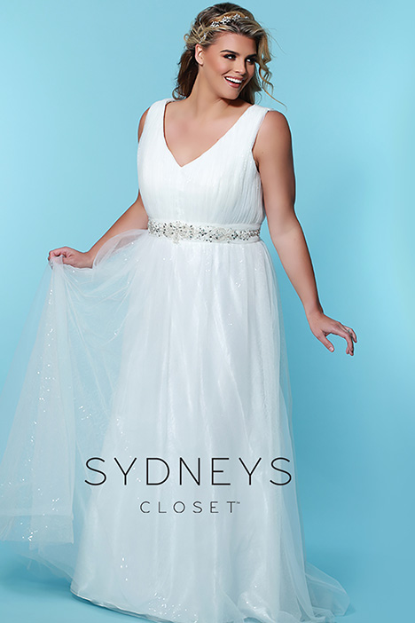 SC 5066 Wedding                                          dress by Sydney's Closet Bridal+