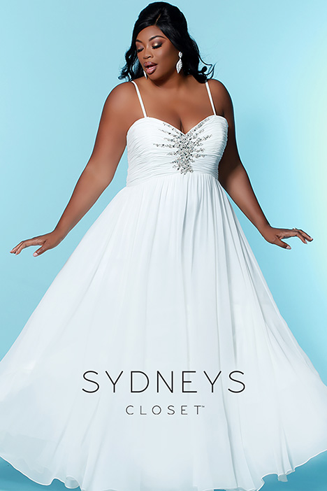 SC 5071 Wedding                                          dress by Sydney's Closet Bridal+
