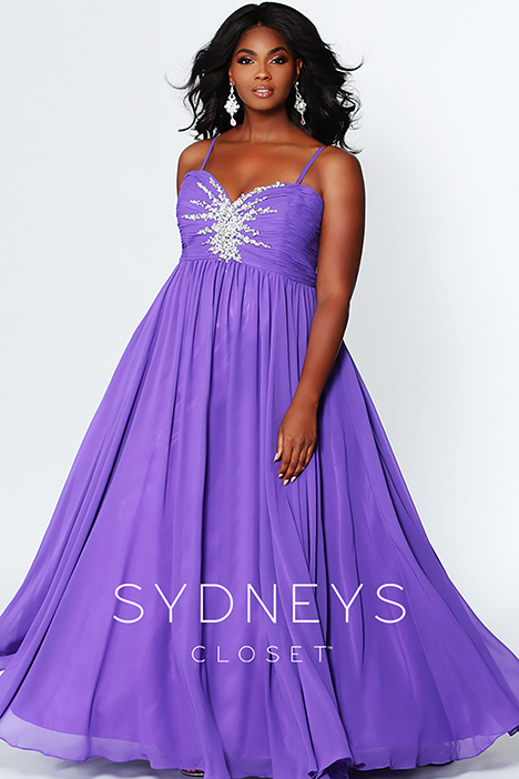 SC 7071 Prom                                             dress by Sydney's Closet Prom+