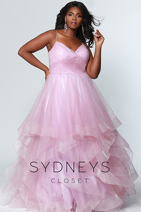 SC 7268 Mauve Prom                                             dress by Sydney's Closet Prom+