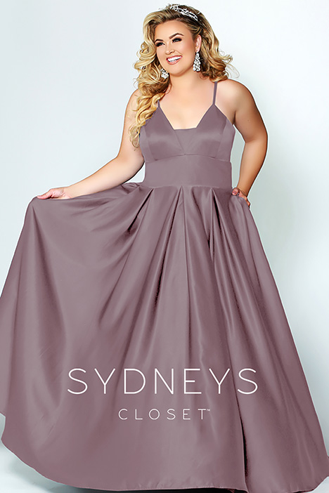 SC 7270 Mauve Prom                                             dress by Sydney's Closet Prom+
