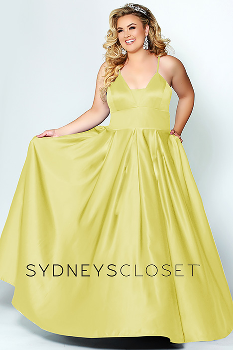 SC 7270 Sunshine Prom                                             dress by Sydney's Closet Prom+