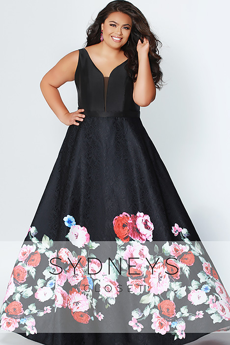 SC 7274 Prom                                             dress by Sydney's Closet Prom+