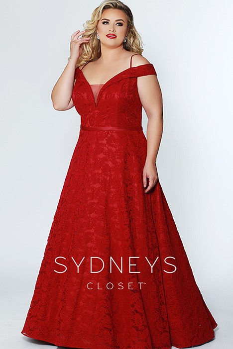 SC 7275 Prom                                             dress by Sydney's Closet Prom+