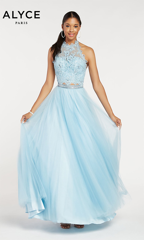 1299 Prom dress by Alyce Paris