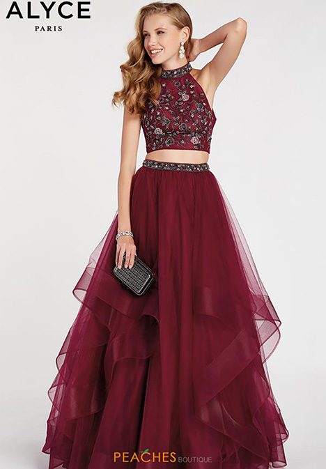 60512 Prom                                             dress by Alyce Paris