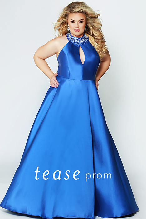 TE 1907 Royal Prom                                             dress by Tease Prom+