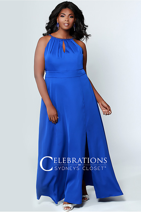 CE 1803 Royal Prom dress by Sydney's Closet Celebrations+