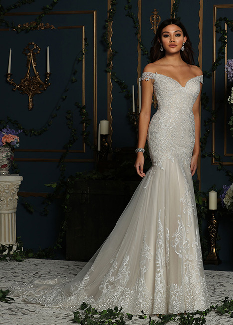 10635A Wedding dress by Ashley & Justin Bride