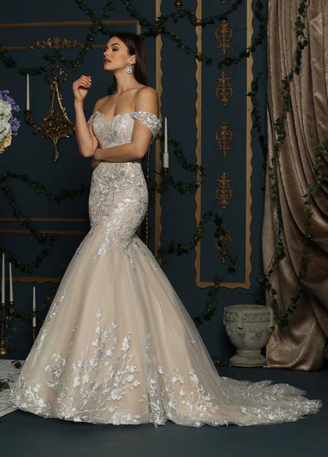 10641A Wedding dress by Ashley & Justin Bride