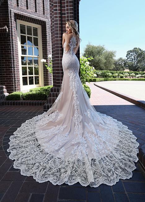 10664 Back Wedding dress by Ashley & Justin Bride