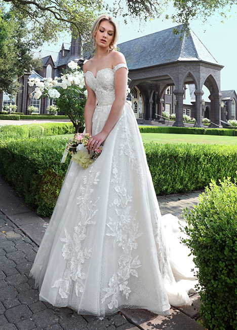 10666-A Wedding                                          dress by Ashley & Justin Bride