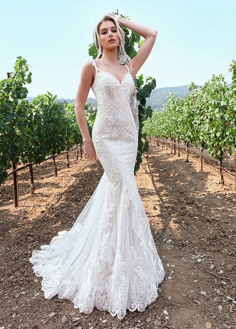 10670 Wedding                                          dress by Ashley & Justin Bride