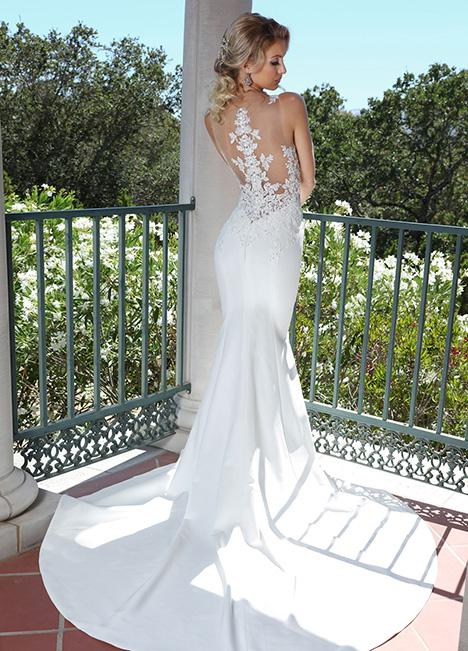 10675 Back Wedding dress by Ashley & Justin Bride