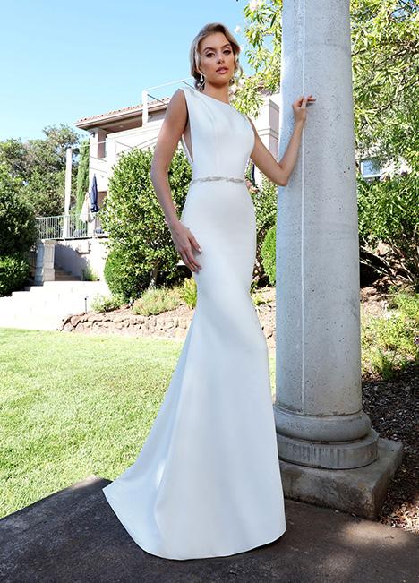 10676 Wedding                                          dress by Ashley & Justin Bride