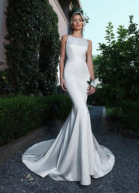10678 Wedding                                          dress by Ashley & Justin Bride