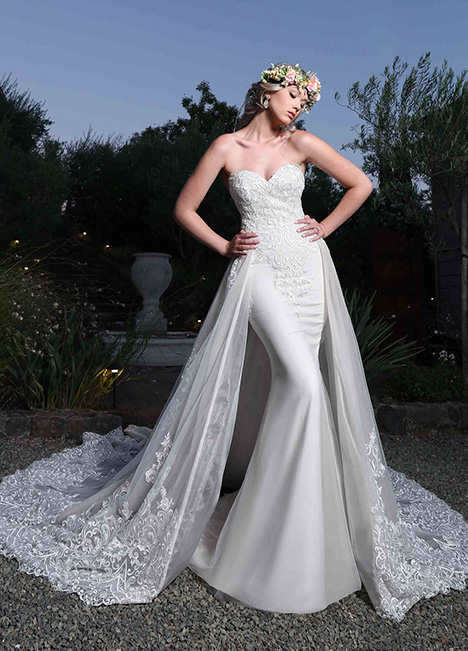 10695 Wedding                                          dress by Ashley & Justin Bride