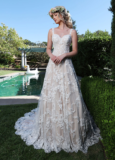 10700 gown from the 2019 Ashley & Justin Bride collection, as seen on dressfinder.ca