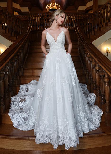 10714 Wedding dress by Ashley & Justin Bride