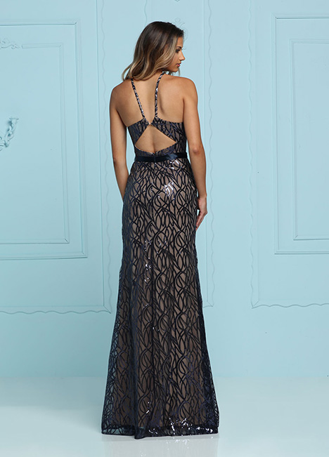 20372 Back gown from the 2019 Ashley & Justin : Bridesmaids collection, as seen on dressfinder.ca