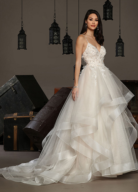 13181 Wedding                                          dress by Cristiano Lucci