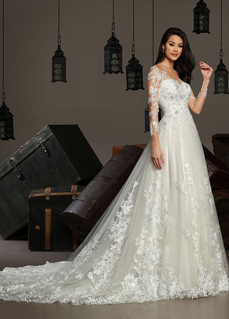 13183 Wedding dress by Cristiano Lucci