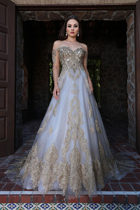 13242 Wedding dress by Cristiano Lucci