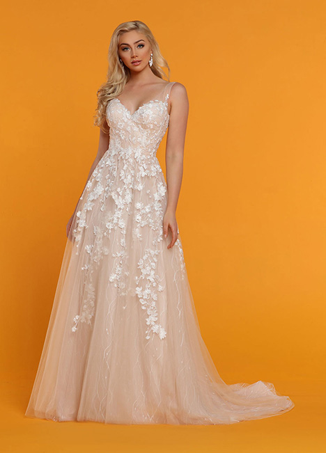 50513 Wedding                                          dress by DaVinci