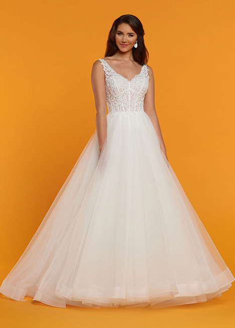 50514 Wedding                                          dress by DaVinci