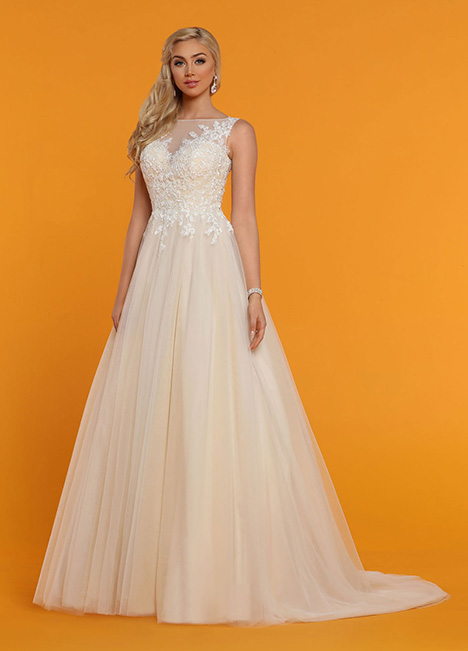 50515 Wedding                                          dress by DaVinci