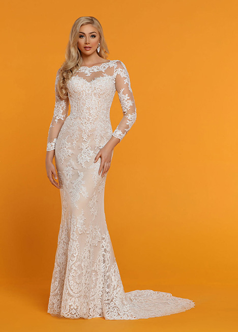 50516 Wedding                                          dress by DaVinci