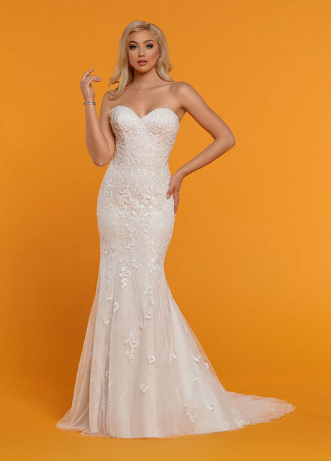 50518 Wedding                                          dress by DaVinci