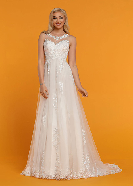 50519 Wedding                                          dress by DaVinci