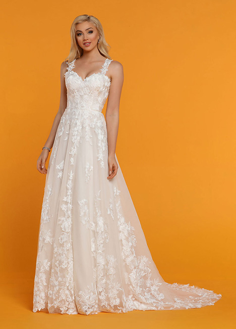 50521 Wedding                                          dress by DaVinci