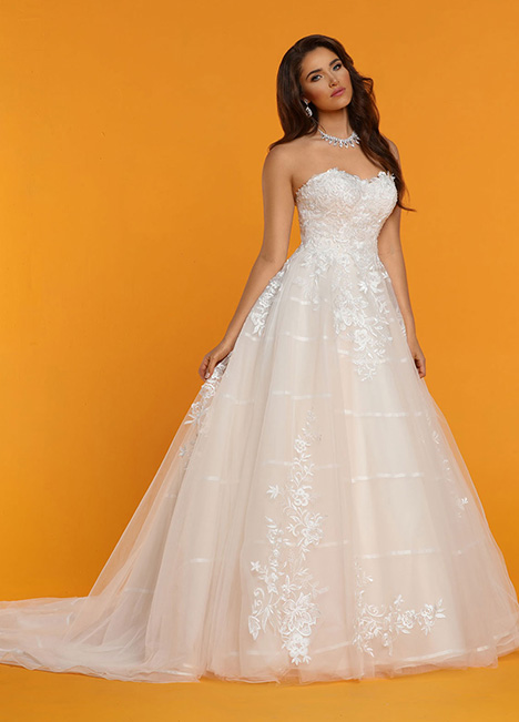 50535 Wedding                                          dress by DaVinci